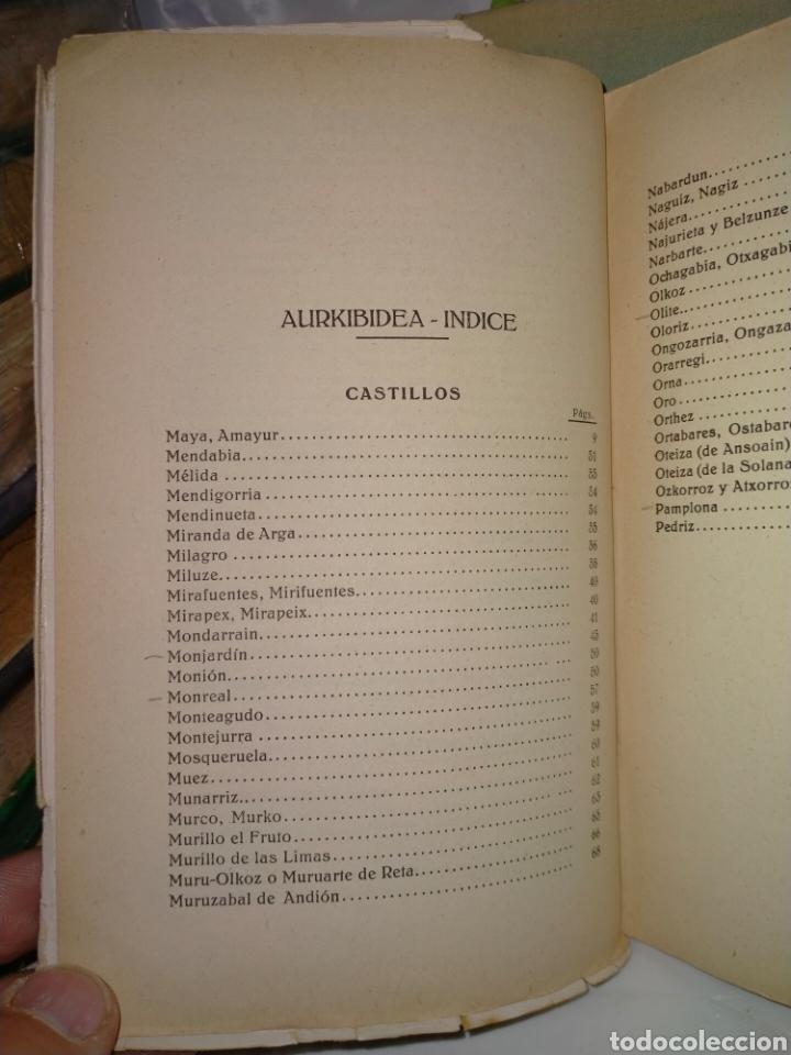 Libros antiguos: JULIO ALTADILL. CASTILLOS MEDIOEVALES DE NAVARRA(1934/1936). 3 TOMOS .EDITORIAL ITXAROPENA - Foto 19 - 262978230