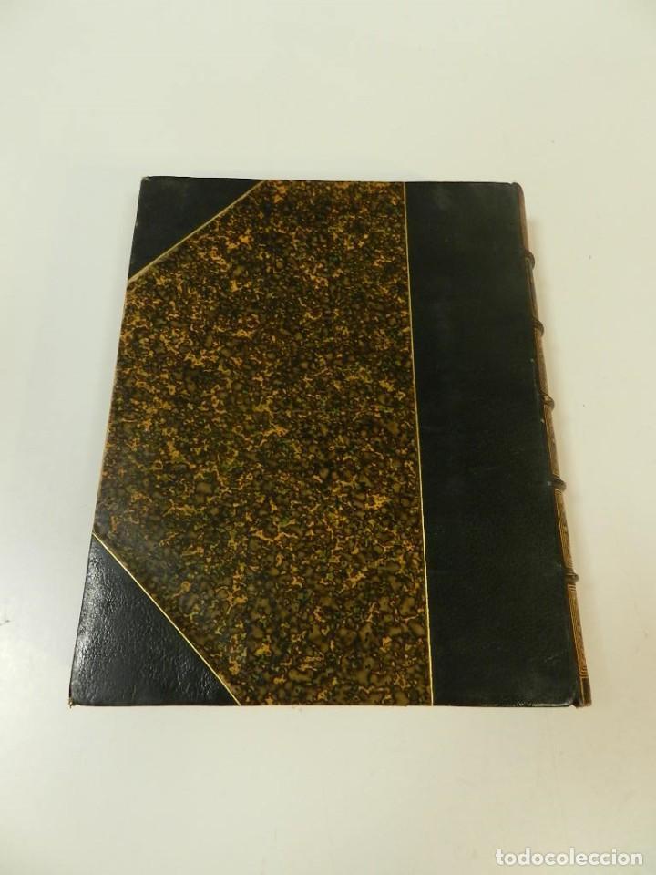 Libros antiguos: 1900 LARTS DES JARDINS - PARCS PROMENADES ETUDE HISTORIQUE - ALPHAND A & LE BARON ERNOUF EN FRANCÉS - Foto 4 - 264174204