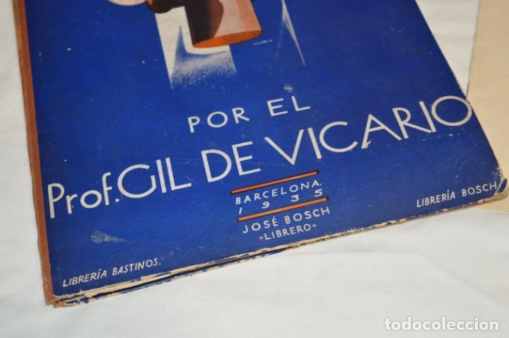 Libros antiguos: Carpeta láminas / DIBUJO CIENTÍFICO / GIL de VICARIO - Barcelona 1935 / Librería BOSCH ¡Mira fotos! - Foto 3 - 266144623