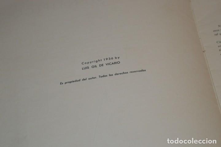 Libros antiguos: Carpeta láminas / DIBUJO CIENTÍFICO / GIL de VICARIO - Barcelona 1935 / Librería BOSCH ¡Mira fotos! - Foto 5 - 266144623