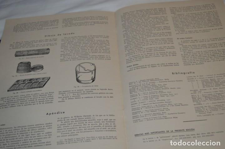 Libros antiguos: Carpeta láminas / DIBUJO CIENTÍFICO / GIL de VICARIO - Barcelona 1935 / Librería BOSCH ¡Mira fotos! - Foto 10 - 266144623