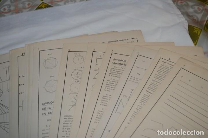 Libros antiguos: Carpeta láminas / DIBUJO CIENTÍFICO / GIL de VICARIO - Barcelona 1935 / Librería BOSCH ¡Mira fotos! - Foto 13 - 266144623