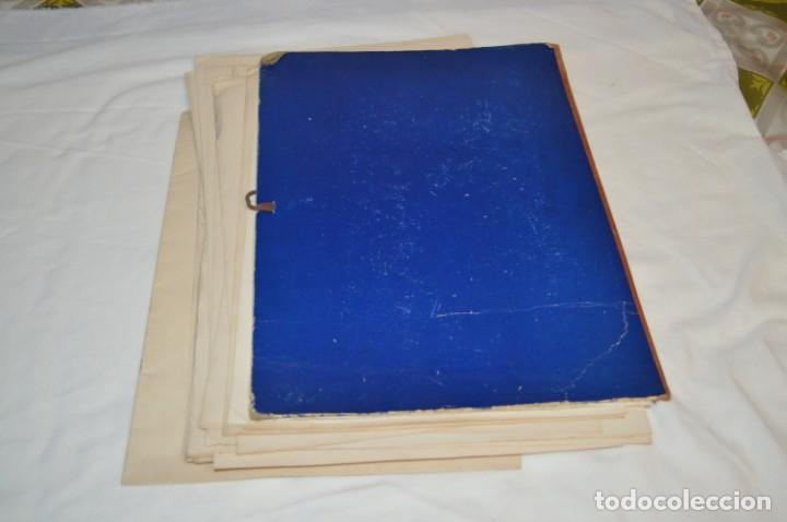 Libros antiguos: Carpeta láminas / DIBUJO CIENTÍFICO / GIL de VICARIO - Barcelona 1935 / Librería BOSCH ¡Mira fotos! - Foto 21 - 266144623