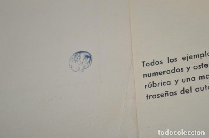 Libros antiguos: Carpeta láminas / DIBUJO CIENTÍFICO / GIL de VICARIO - Barcelona 1935 / Librería BOSCH ¡Mira fotos! - Foto 20 - 266144623
