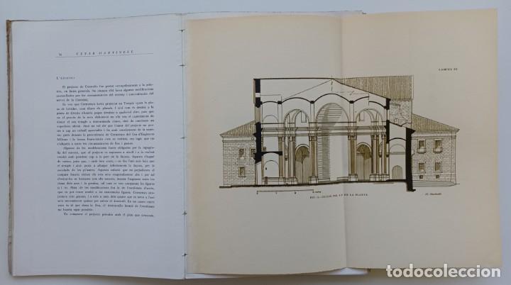 Libros antiguos: La Seu nova de Lleyda (Premi Concurs Pollés 1923). César Martinell i Brunet (Autor) - Foto 4 - 267880159