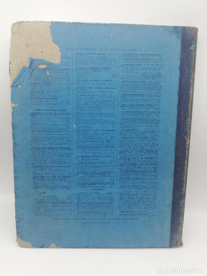 Libros antiguos: L´ARCHITECTURE ALLEMANDE AU XIX SIECLE. RECUELL DE MASIONS DE VILLE ET DE CAMPAGNE. 9 TOMOS.VER.LEER - Foto 44 - 267903714