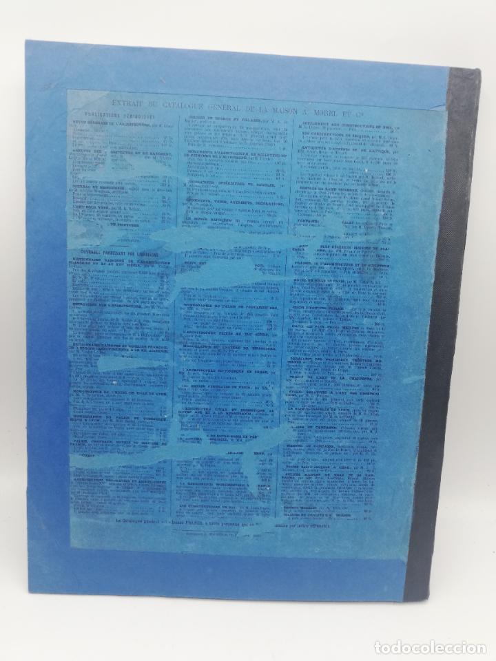 Libros antiguos: L´ARCHITECTURE ALLEMANDE AU XIX SIECLE. RECUELL DE MASIONS DE VILLE ET DE CAMPAGNE. 9 TOMOS.VER.LEER - Foto 85 - 267903714