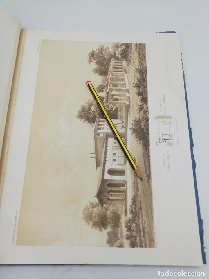 Libros antiguos: L´ARCHITECTURE ALLEMANDE AU XIX SIECLE. RECUELL DE MASIONS DE VILLE ET DE CAMPAGNE. 9 TOMOS.VER.LEER - Foto 96 - 267903714