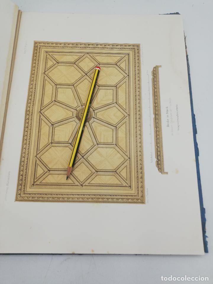 Libros antiguos: L´ARCHITECTURE ALLEMANDE AU XIX SIECLE. RECUELL DE MASIONS DE VILLE ET DE CAMPAGNE. 9 TOMOS.VER.LEER - Foto 97 - 267903714
