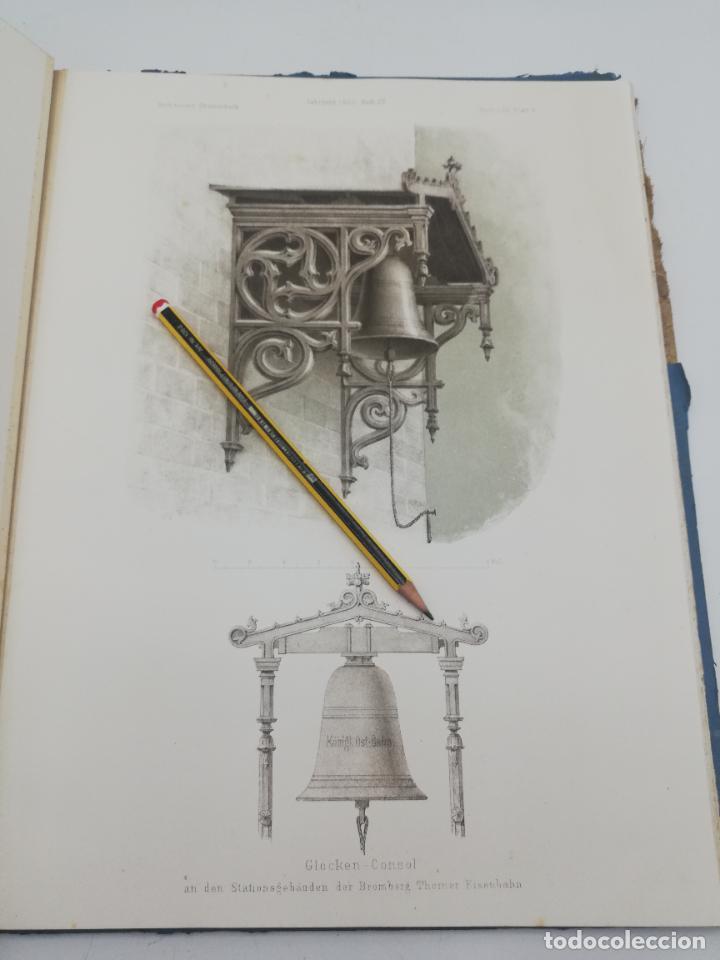 Libros antiguos: L´ARCHITECTURE ALLEMANDE AU XIX SIECLE. RECUELL DE MASIONS DE VILLE ET DE CAMPAGNE. 9 TOMOS.VER.LEER - Foto 147 - 267903714