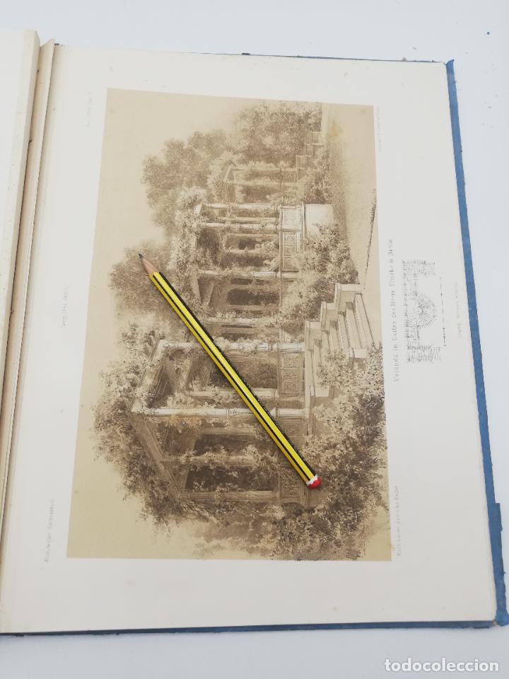 Libros antiguos: L´ARCHITECTURE ALLEMANDE AU XIX SIECLE. RECUELL DE MASIONS DE VILLE ET DE CAMPAGNE. 9 TOMOS.VER.LEER - Foto 187 - 267903714
