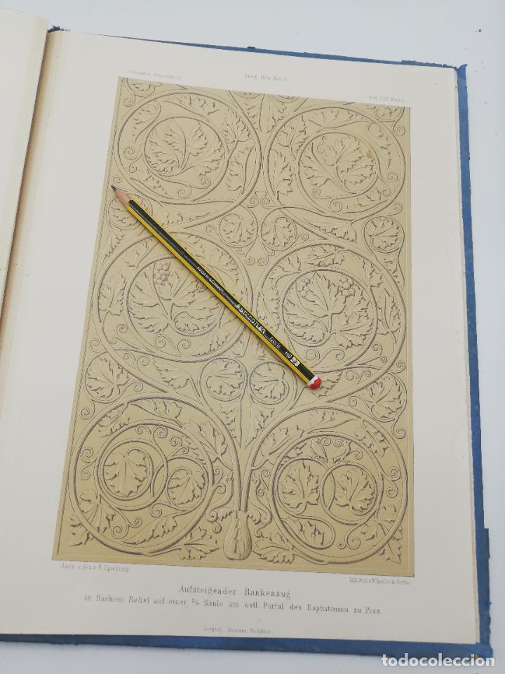 Libros antiguos: L´ARCHITECTURE ALLEMANDE AU XIX SIECLE. RECUELL DE MASIONS DE VILLE ET DE CAMPAGNE. 9 TOMOS.VER.LEER - Foto 200 - 267903714