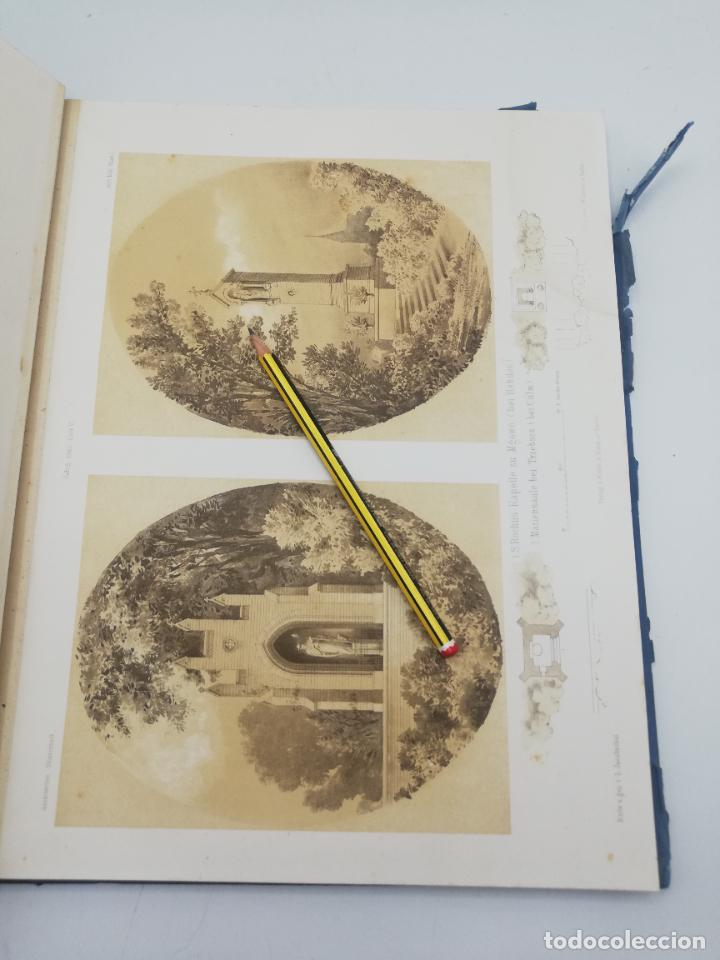 Libros antiguos: L´ARCHITECTURE ALLEMANDE AU XIX SIECLE. RECUELL DE MASIONS DE VILLE ET DE CAMPAGNE. 9 TOMOS.VER.LEER - Foto 210 - 267903714