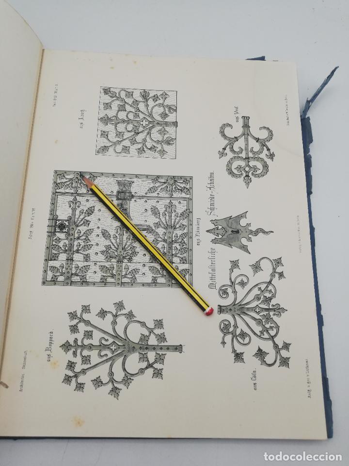 Libros antiguos: L´ARCHITECTURE ALLEMANDE AU XIX SIECLE. RECUELL DE MASIONS DE VILLE ET DE CAMPAGNE. 9 TOMOS.VER.LEER - Foto 213 - 267903714