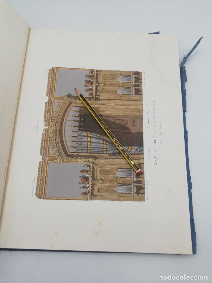 Libros antiguos: L´ARCHITECTURE ALLEMANDE AU XIX SIECLE. RECUELL DE MASIONS DE VILLE ET DE CAMPAGNE. 9 TOMOS.VER.LEER - Foto 214 - 267903714