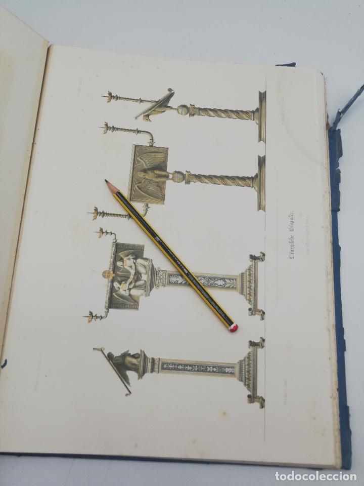 Libros antiguos: L´ARCHITECTURE ALLEMANDE AU XIX SIECLE. RECUELL DE MASIONS DE VILLE ET DE CAMPAGNE. 9 TOMOS.VER.LEER - Foto 224 - 267903714