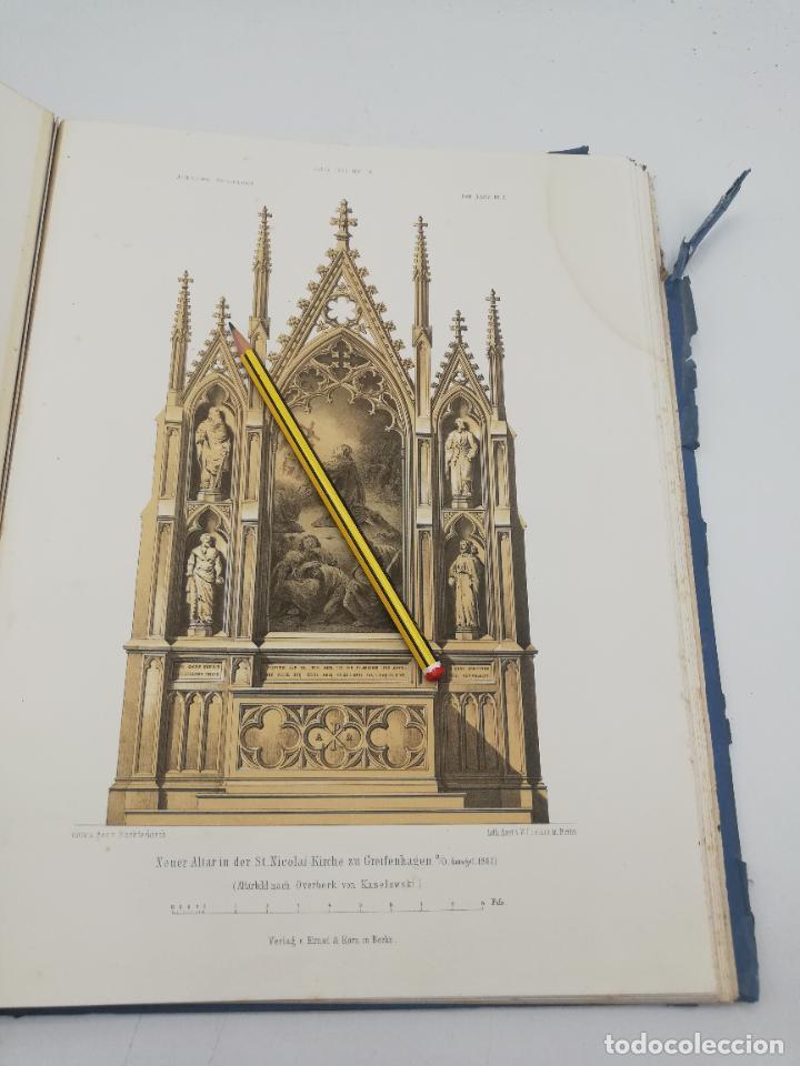 Libros antiguos: L´ARCHITECTURE ALLEMANDE AU XIX SIECLE. RECUELL DE MASIONS DE VILLE ET DE CAMPAGNE. 9 TOMOS.VER.LEER - Foto 225 - 267903714