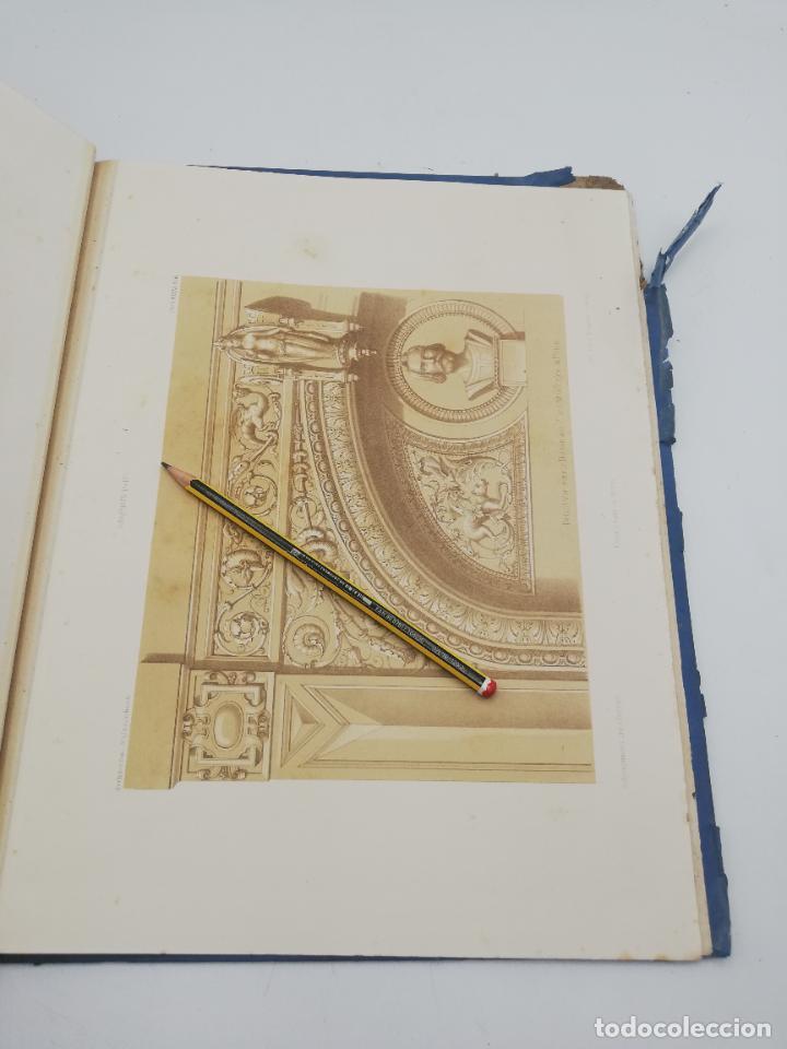 Libros antiguos: L´ARCHITECTURE ALLEMANDE AU XIX SIECLE. RECUELL DE MASIONS DE VILLE ET DE CAMPAGNE. 9 TOMOS.VER.LEER - Foto 238 - 267903714