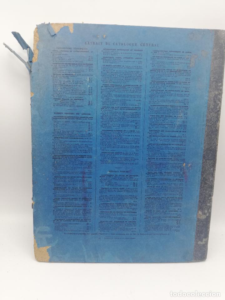 Libros antiguos: L´ARCHITECTURE ALLEMANDE AU XIX SIECLE. RECUELL DE MASIONS DE VILLE ET DE CAMPAGNE. 9 TOMOS.VER.LEER - Foto 239 - 267903714