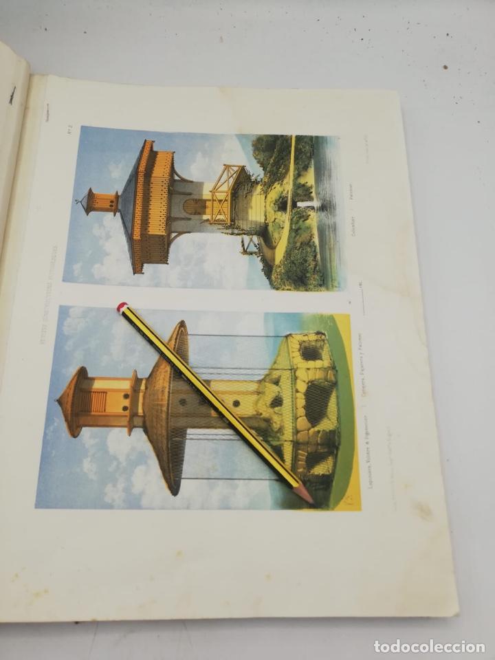 Libros antiguos: PETITES CONSTRUCTIONS PITTORESQUES POR LA DECORATIONS PARCS, JARDINS, FERMES ET BASSES-COURS - Foto 8 - 268022319