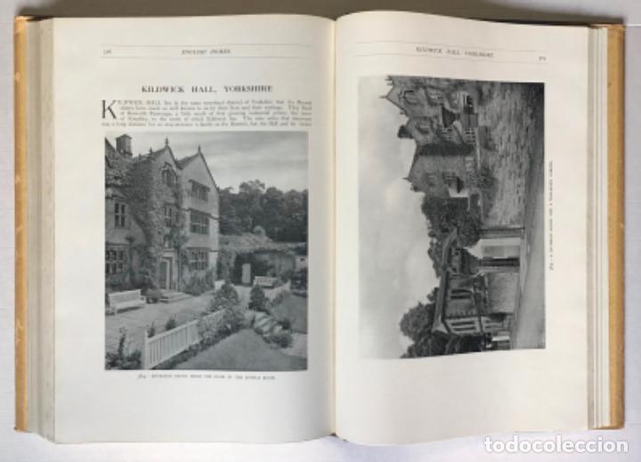 Libros antiguos: ENGLISH HOMES. Period III. Vol. I. LATE TUDOR & EARLY STUART, 1558-1649. - AVRAY TIPPING, H. - Foto 6 - 268289774