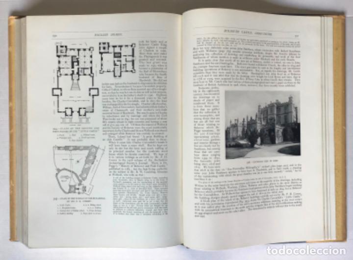 Libros antiguos: ENGLISH HOMES. Period III. Vol. I. LATE TUDOR & EARLY STUART, 1558-1649. - AVRAY TIPPING, H. - Foto 7 - 268289774