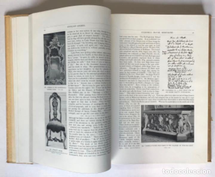 Libros antiguos: ENGLISH HOMES. Period IV. Vol. I. LATE STUART, 1649-1714. - AVRAY TIPPING, H. - Foto 3 - 268292764