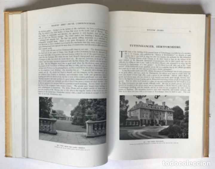 Libros antiguos: ENGLISH HOMES. Period IV. Vol. I. LATE STUART, 1649-1714. - AVRAY TIPPING, H. - Foto 4 - 268292764