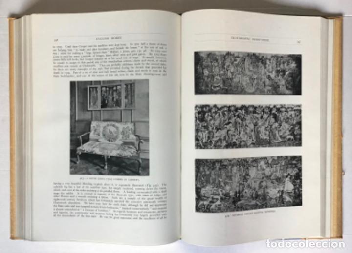 Libros antiguos: ENGLISH HOMES. Period IV. Vol. I. LATE STUART, 1649-1714. - AVRAY TIPPING, H. - Foto 6 - 268292764