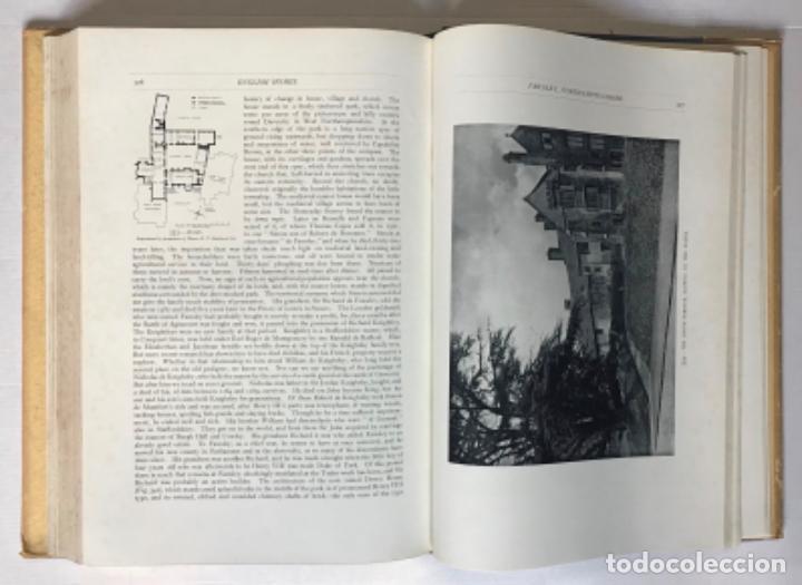 Libros antiguos: ENGLISH HOMES. Period II. Vol. I. EARLY TUDOR, 1485-1558. - AVRAY TIPPING, H. - Foto 6 - 268294819