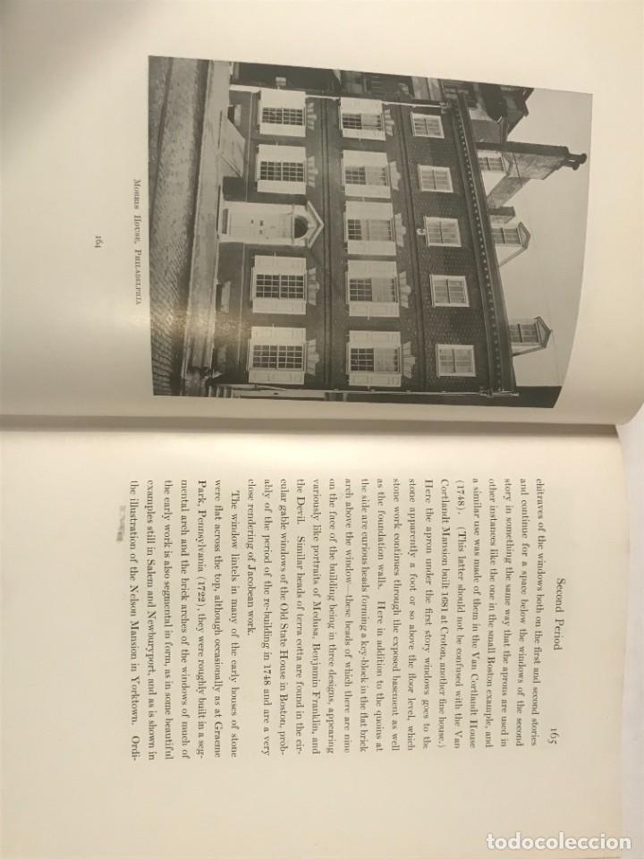 Libros antiguos: THE COLONIAL HOUSE , 1916 JOSEPH EVERETT CHANDLER - Foto 7 - 268744239