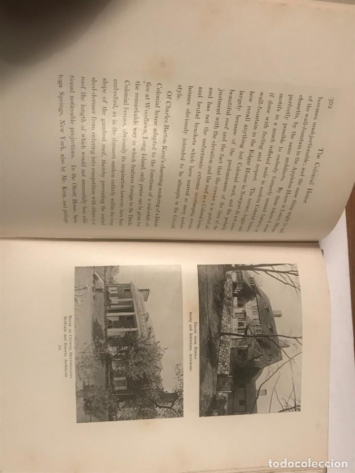 Libros antiguos: THE COLONIAL HOUSE , 1916 JOSEPH EVERETT CHANDLER - Foto 8 - 268744239