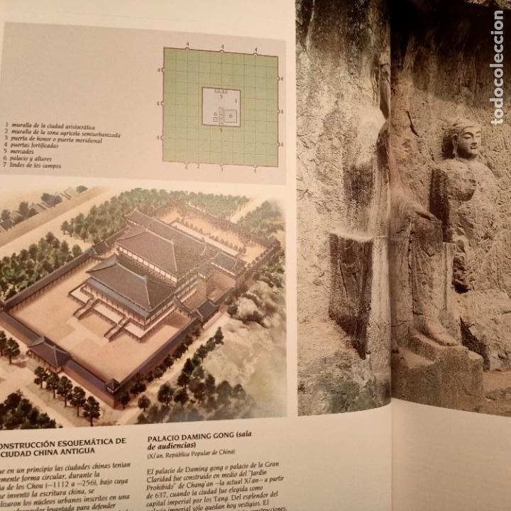 Libros antiguos: EL GRAN ARTE DE LA ARQUITECTURA, ARQUITECTURA, Nº 2, ARQUITECTURAS NO EUROPEAS I, SALVAT, 1992 - Foto 3 - 269105373