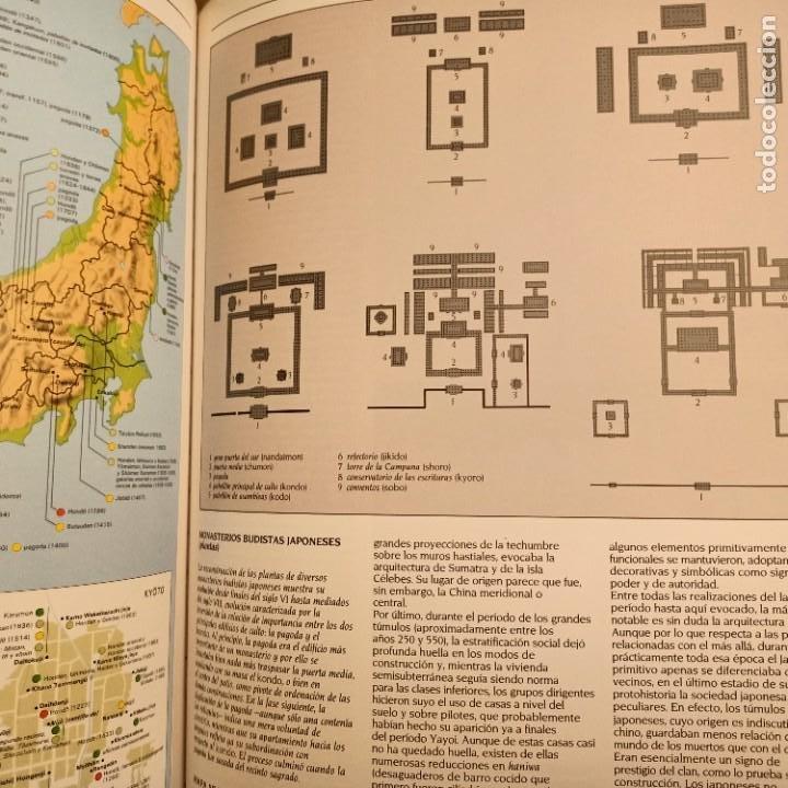 Libros antiguos: EL GRAN ARTE DE LA ARQUITECTURA, ARQUITECTURA, Nº 2, ARQUITECTURAS NO EUROPEAS I, SALVAT, 1992 - Foto 4 - 269105373