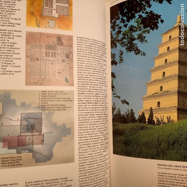 Libros antiguos: EL GRAN ARTE DE LA ARQUITECTURA, ARQUITECTURA, Nº 2, ARQUITECTURAS NO EUROPEAS I, SALVAT, 1992 - Foto 5 - 269105373