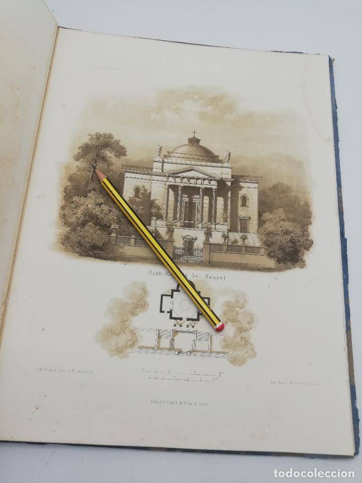 Libros antiguos: L´ARCHITECTURE ALLEMANDE AU XIX SIECLE. RECUELL DE MASIONS DE VILLE ET DE CAMPAGNE. 9 TOMOS.VER.LEER - Foto 266 - 267903714