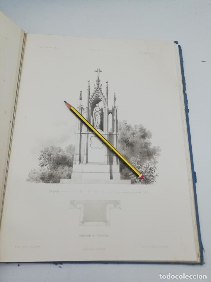 Libros antiguos: L´ARCHITECTURE ALLEMANDE AU XIX SIECLE. RECUELL DE MASIONS DE VILLE ET DE CAMPAGNE. 9 TOMOS.VER.LEER - Foto 301 - 267903714