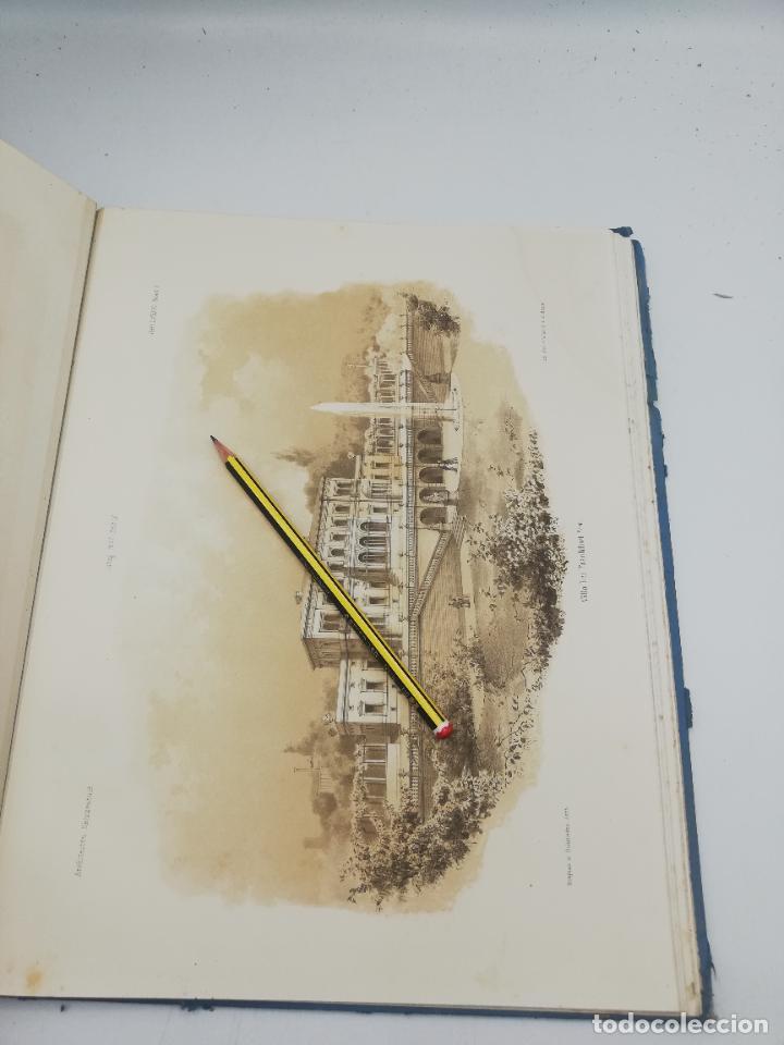 Libros antiguos: L´ARCHITECTURE ALLEMANDE AU XIX SIECLE. RECUELL DE MASIONS DE VILLE ET DE CAMPAGNE. 9 TOMOS.VER.LEER - Foto 304 - 267903714