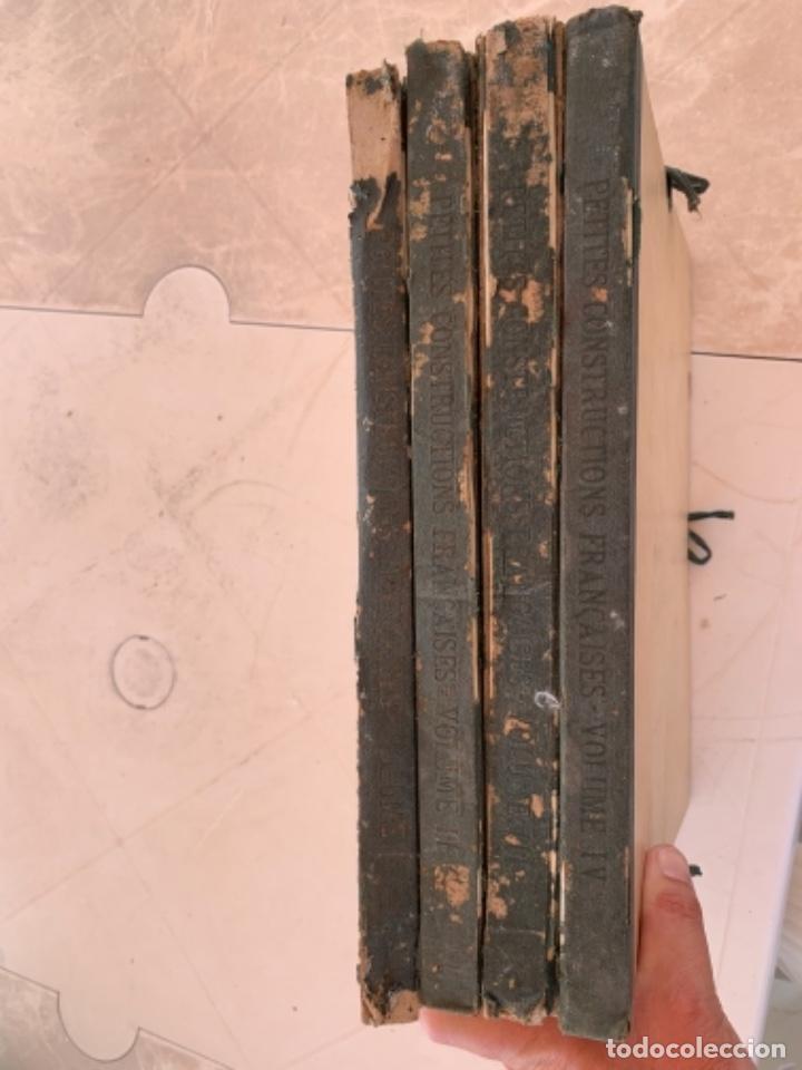 Libros antiguos: PETITES CONSTRUCTIONES FRANÇAISES EMILE THÉZARD 1885 ARQUITECTURA 4 VOLUMENES - Foto 26 - 269454553