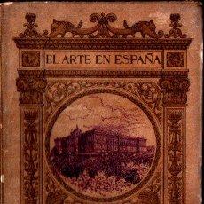 Libros antiguos: EL ARTE EN ESPAÑA : REAL PALACIO DE MADRID (THOMAS, C. 1930). Lote 270595453