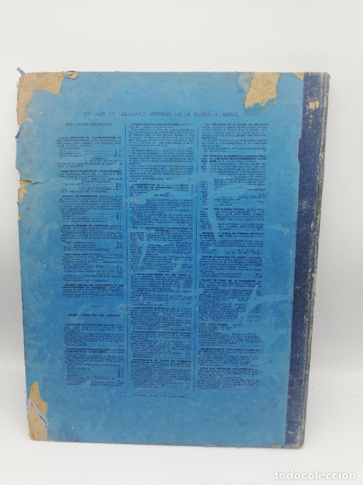 Libros antiguos: L´ARCHITECTURE ALLEMANDE AU XIX SIECLE. RECUELL DE MASIONS DE VILLE ET DE CAMPAGNE. 9 TOMOS.VER.LEER - Foto 317 - 267903714