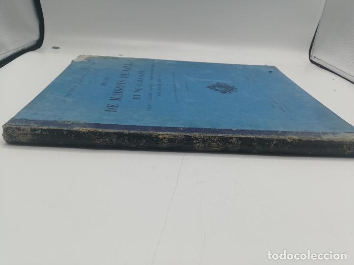 Libros antiguos: L´ARCHITECTURE ALLEMANDE AU XIX SIECLE. RECUELL DE MASIONS DE VILLE ET DE CAMPAGNE. 9 TOMOS.VER.LEER - Foto 318 - 267903714