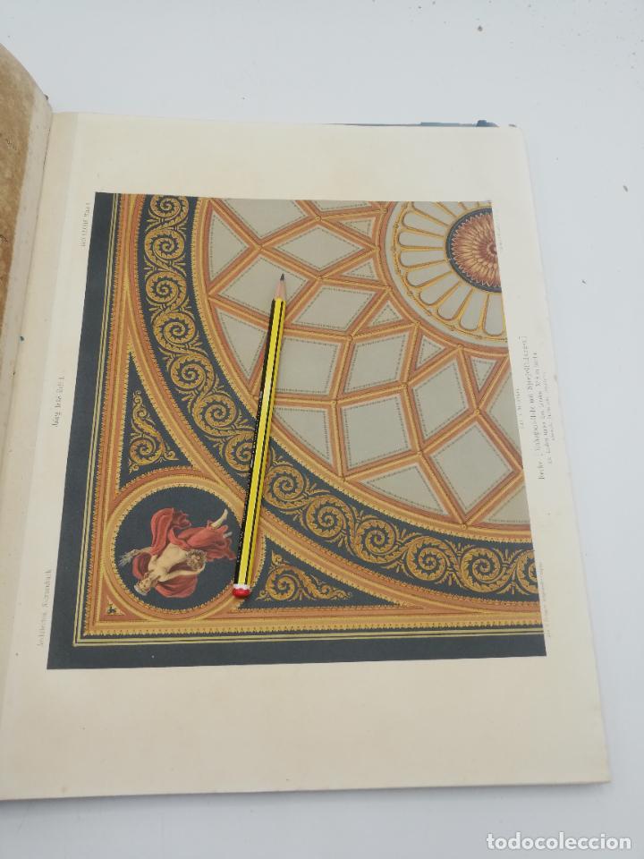 Libros antiguos: L´ARCHITECTURE ALLEMANDE AU XIX SIECLE. RECUELL DE MASIONS DE VILLE ET DE CAMPAGNE. 9 TOMOS.VER.LEER - Foto 323 - 267903714
