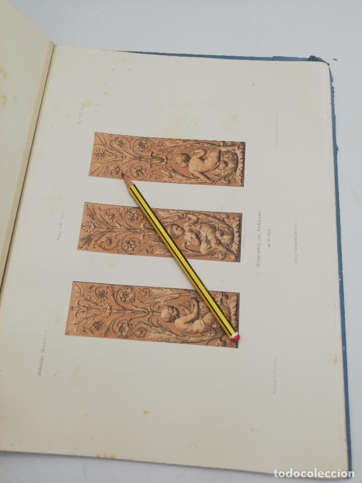 Libros antiguos: L´ARCHITECTURE ALLEMANDE AU XIX SIECLE. RECUELL DE MASIONS DE VILLE ET DE CAMPAGNE. 9 TOMOS.VER.LEER - Foto 348 - 267903714