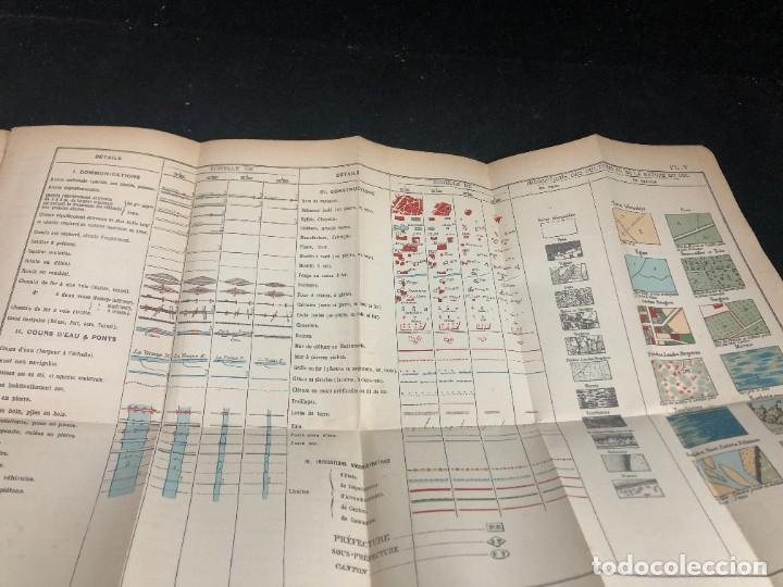 Libros antiguos: Topographie EUGÈNE PREVOT. 1900 Bibliothèque du Conducteur de Travaux Publics. en francés - Foto 16 - 271002548