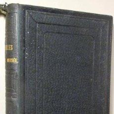 Libros antiguos: VERSAILLES. PALAIS, MUSÉE, JARDINS - PARIS C. 1850 - ILUSTRADO. Lote 271129728