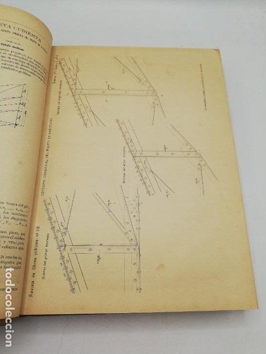 Libros antiguos: REVISTA DE OBRAS PUBLICAS. AÑO XLIV SERIE 7ª PRIMER Y SEGUNDO SEMESTRE. 1897. TOMO I Y II. VER FOTOS - Foto 10 - 275203048