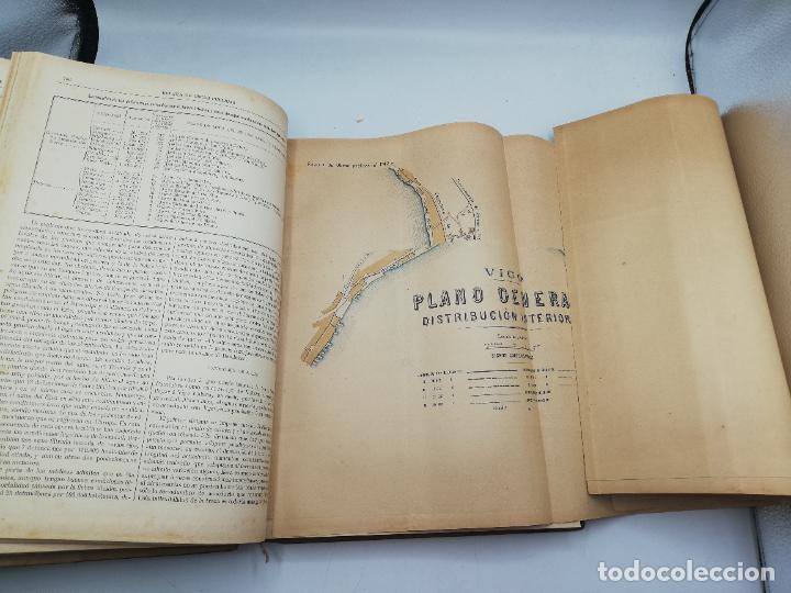 Libros antiguos: REVISTA DE OBRAS PUBLICAS. AÑO XLIV SERIE 7ª PRIMER Y SEGUNDO SEMESTRE. 1897. TOMO I Y II. VER FOTOS - Foto 48 - 275203048