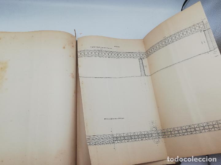 Libros antiguos: REVISTA DE OBRAS PUBLICAS. AÑO XLIV SERIE 7ª PRIMER Y SEGUNDO SEMESTRE. 1897. TOMO I Y II. VER FOTOS - Foto 58 - 275203048