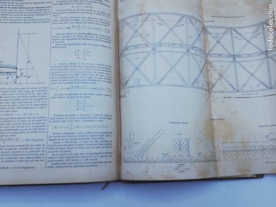 Libros antiguos: REVISTA DE OBRAS PUBLICAS. AÑO XLIV SERIE 7ª PRIMER Y SEGUNDO SEMESTRE. 1897. TOMO I Y II. VER FOTOS - Foto 67 - 275203048